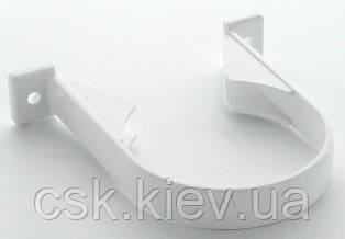 Крепление трубы ПВХ D=82мм, 125 Браво