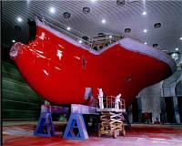 Корабельная эмаль  (красно-коричневая)