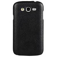 Чехол накладка Melkco Samsung i9082 Grand Duos черная