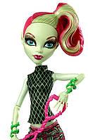 Кукла Monster High Венера МакФлайтрап (Venus Mc Flytrap) Фантастический фитнес Монстер Хай Школа монстров