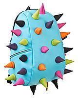 """Рюкзак """"Rex Full"""", цвет Aqua Multil (голубой мульти)"""