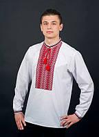 Стильная и удобная вышиванка для мужчин от мастеров волынского края