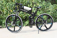 Land Rover Электровелосипед  Electric Rear Drive Черный