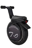 Мото-сигвей гироскутер EcoDrive Moto (Toxozers, Forthgoer, Ryno)  Чёрный