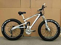 Электровелосипед BMW X6 Electric Rear Drive Чёрно-белый