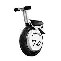 Мото-сигвей гироскутер EcoDrive Moto (Toxozers, Forthgoer, Ryno) Белый