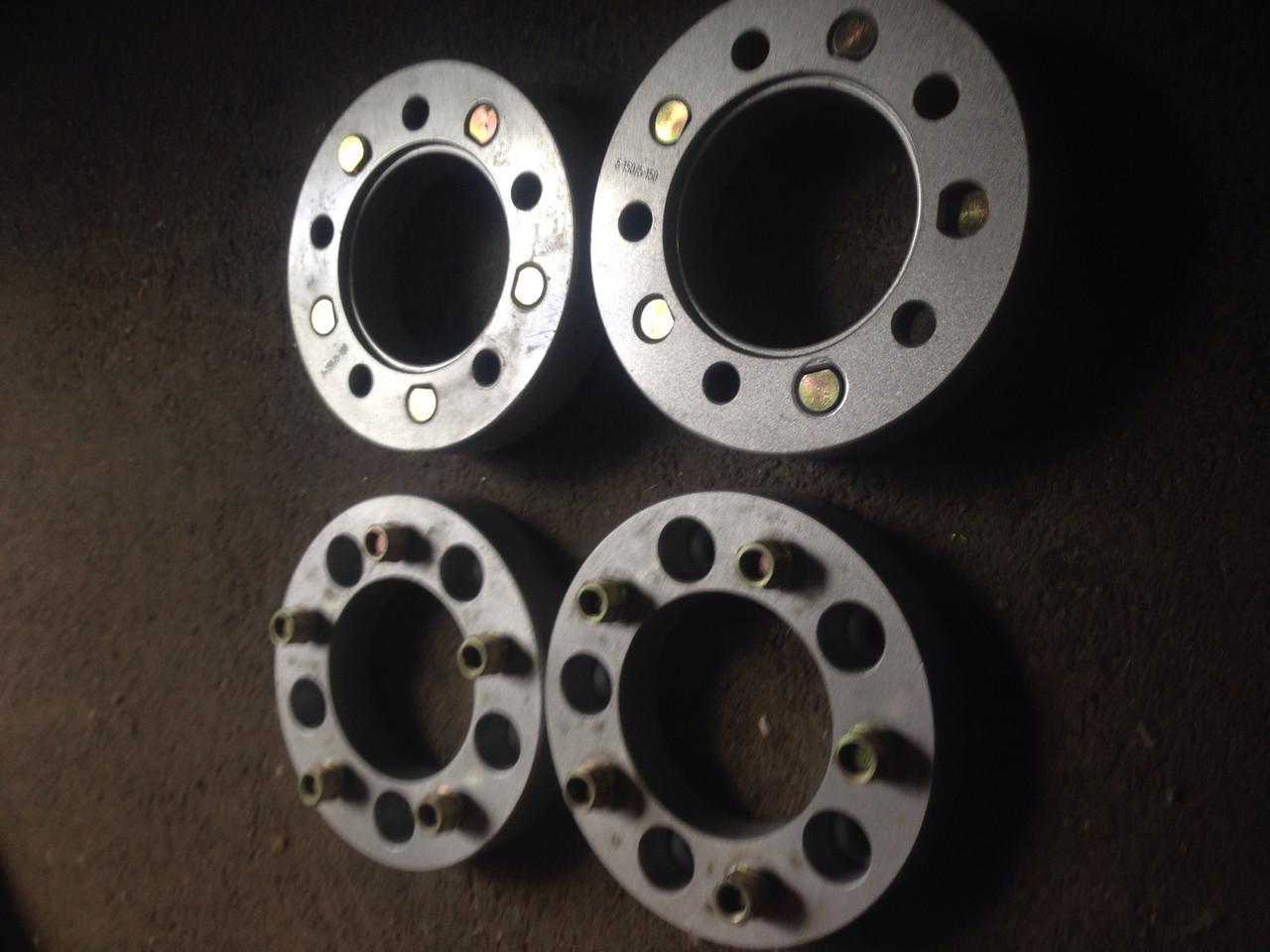 Проставки колесных дисков Land cruiser 200