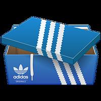 Коробки для обуви: Nike, Adidas, Reebok, Converse, Vans, Timberland, UGG, New Balance