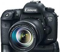 Бронированная защитная пленка для экрана Canon EOS 7D Mark II