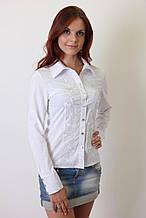 Рубашка женская молодежная