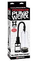 Профессиональная вакуумная помпа  Pump Worx Max-Width