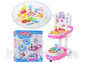 Детский игровой набор с медицинскими инструментами Умелый доктор 13244 Т