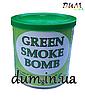 Цветной дым Smoke bomb зеленый, напольный