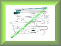 Набор отмычек дверных Deluxe Jonnesway AB030036