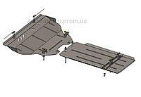 Защита двигателя Infiniti FX 30D/FX 37 2009-  V-3,0D; 3,7   АКПП/захист двигуна + кпп