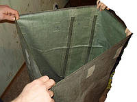Прорезиненный мешок