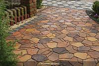 Тротуарная плитка Песчаник ( верона )