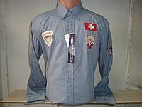 Мужская рубашка с длинным рукавом Vancouver Ski L