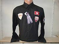 Мужская рубашка с длинным рукавом Vancouver Ski