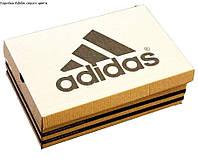 Коробки Adidas серого цвета (бурая), фото 1