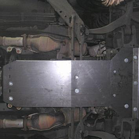 Защита двигателя Infiniti FX 35    2003-2008   V-3,5  АКПП/захист двигуна + кпп