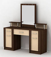 Столик туалетный Альфа с зеркалом