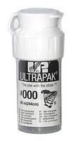 Нитка ретракційна Ультрапак (непропитана) №000 (Ultradent), Ultrapak 244 см.