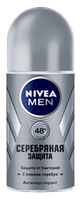 Дезодорант-антиперспирант NIVEA MEN Серебряная Защита Ролик   50 мл