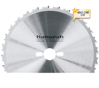 Универсальная пильный диск для строительх работ 120x 2,0/1,4x 25,4/22mm 24 WZ,Карнаш (Германия)