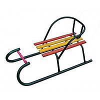 Детские санки труба (барашек)