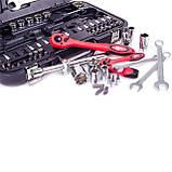 Профессиональный набор инструмента INTERTOOL ET-6082, фото 5
