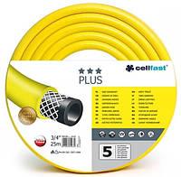 """Шланг поливочный """"Plus"""" Cellfast (Польша) 3\4 (18mm)"""