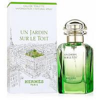 Hermes Un Jardin sur le Toit туалетная вода 100 ml. (Гермес Ун Жардин Сур Ле Тоит), фото 1
