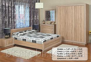 Спальня Корвет, фото 2