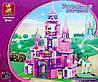Конструктор Розовая мечта - Замок принцессы M38-B0152 Sluban