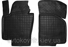 Поліуретанові передні килимки в салон Volkswagen Passat B7 2010-2015 (AVTO-GUMM)