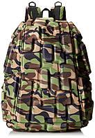 """Рюкзак """"Blok Full"""", цвет Camo (камуфляж зеленый)"""