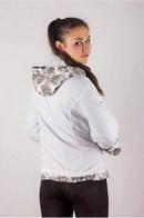 Женская модная куртка-ветровка большого размера 167 ЕПб