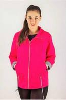 Женская модная куртка-ветровка большого размера 175 ЕПб