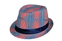Шляпа клетчатая Классика