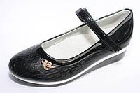 Детские туфли для девочки р 34