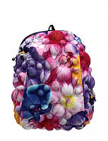 "Рюкзак ""Bubble Halfl"", цвет Flower (цветы), фото 1"