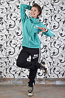 Спортивный костюм женский Nike, флис, фото 1