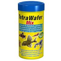 Tetra Wafer Mix 1L -  основной корм для донных рыб