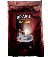 Кофе Brasil DeLux (растворимый) 75 г., фото 1