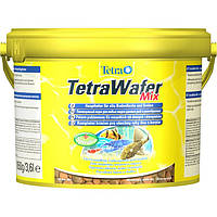 Tetra Wafer Mix 3,6L/1,85кг - основной корм для донных рыб
