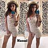 Комбинезон с шортами и пуговицами, фото 2
