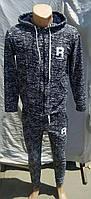 Купить костюм спортивный рибок с заужеными штанами на манжетах , фото 1