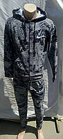 Мужской спортивныный костюм Найк с заужеными штанами купить