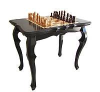 Шахматный стол ручной работы, фото 1